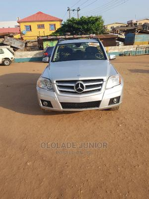 Mercedes-Benz GLK-Class 2012 350 4MATIC Silver   Cars for sale in Ogun State, Ado-Odo/Ota
