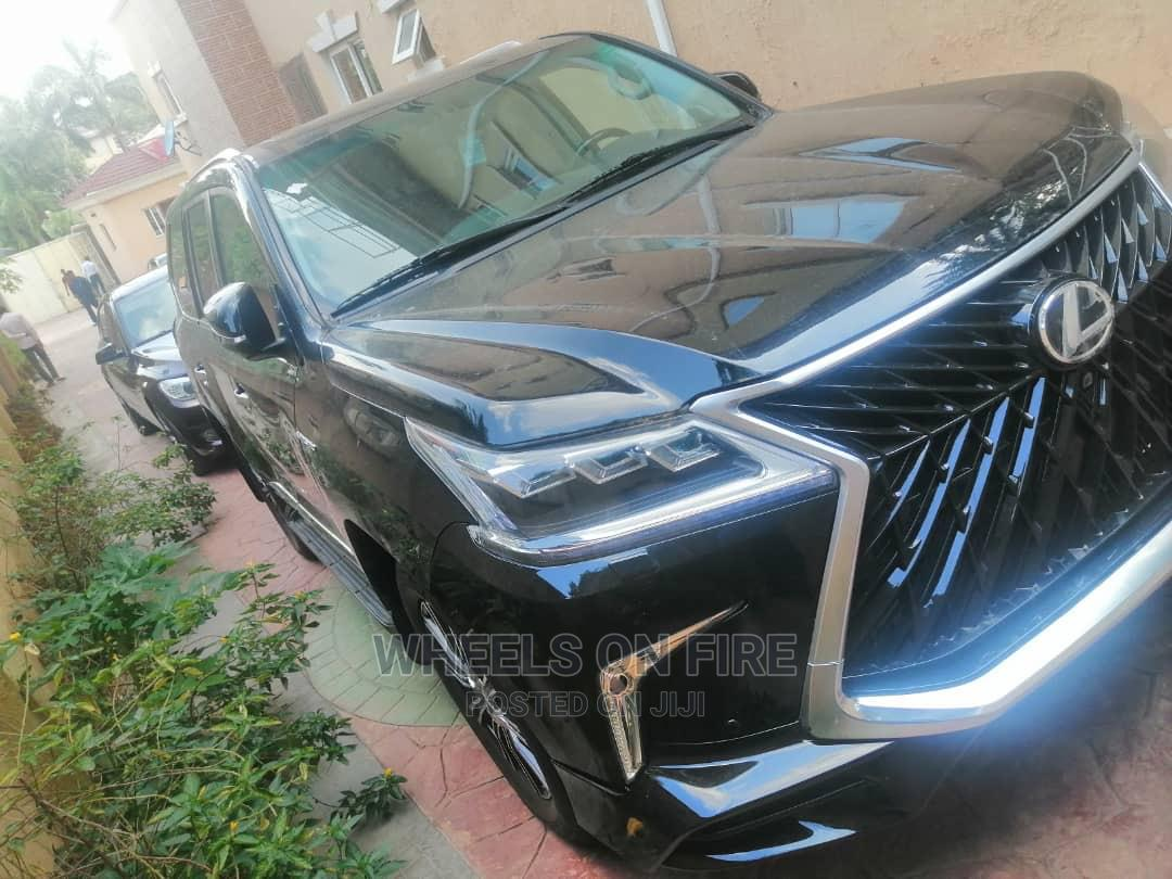 Lexus LX 2019 Black   Cars for sale in Central Business District, Abuja (FCT) State, Nigeria