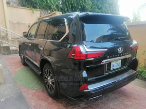 Lexus LX 2019 Black | Cars for sale in Abuja (FCT) State, Central Business District