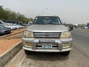 Toyota Land Cruiser Prado 2000 Gray | Cars for sale in Abuja (FCT) State, Gwarinpa