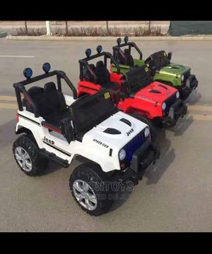 Jeep Toy Car for Kids   Toys for sale in Lagos State, Lagos Island (Eko)