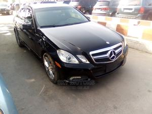Mercedes-Benz E350 2011 Black | Cars for sale in Lagos State, Apapa