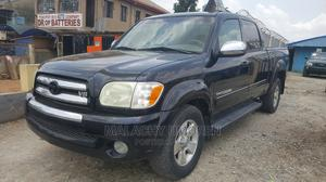 Toyota Tundra 2005 4x4 SR5 Access Cab Black | Cars for sale in Lagos State, Ikotun/Igando