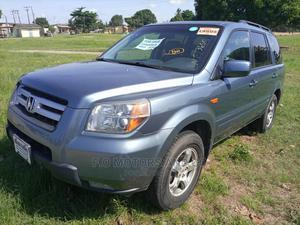 Honda CR-V 2007 Blue | Cars for sale in Lagos State, Apapa