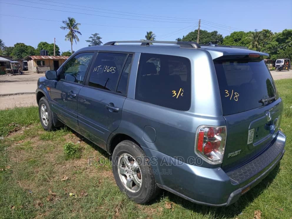 Honda CR-V 2007 Blue | Cars for sale in Apapa, Lagos State, Nigeria