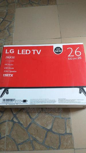 LG LED TV (26 Inches) | TV & DVD Equipment for sale in Abuja (FCT) State, Lugbe District