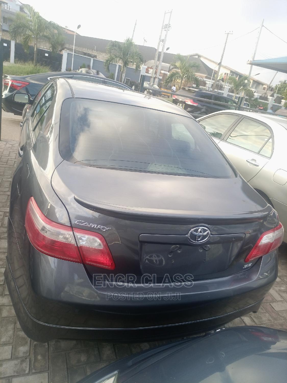 Toyota Camry 2008 2.4 SE Gray | Cars for sale in Amuwo-Odofin, Lagos State, Nigeria