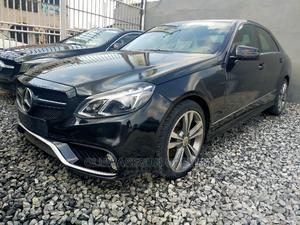 Mercedes-Benz E350 2011 Black | Cars for sale in Lagos State, Ogba