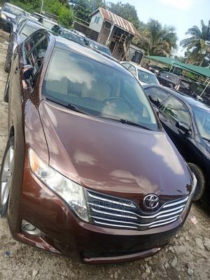 Toyota Venza 2010 V6 Brown   Cars for sale in Lagos State, Amuwo-Odofin