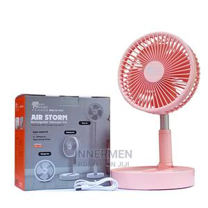 """6"""" Foldable Rechargeable Telescopic USB Fan 