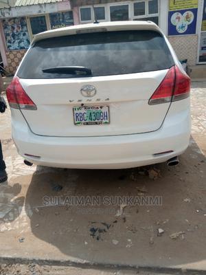 Toyota Venza 2011 V6 White | Cars for sale in Lagos State, Alimosho