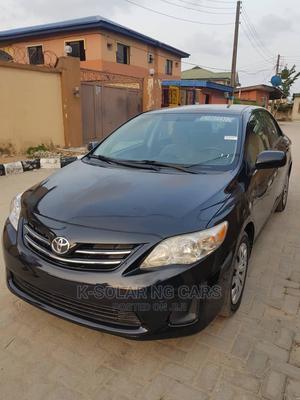 Toyota Corolla 2013 Black | Cars for sale in Lagos State, Lekki