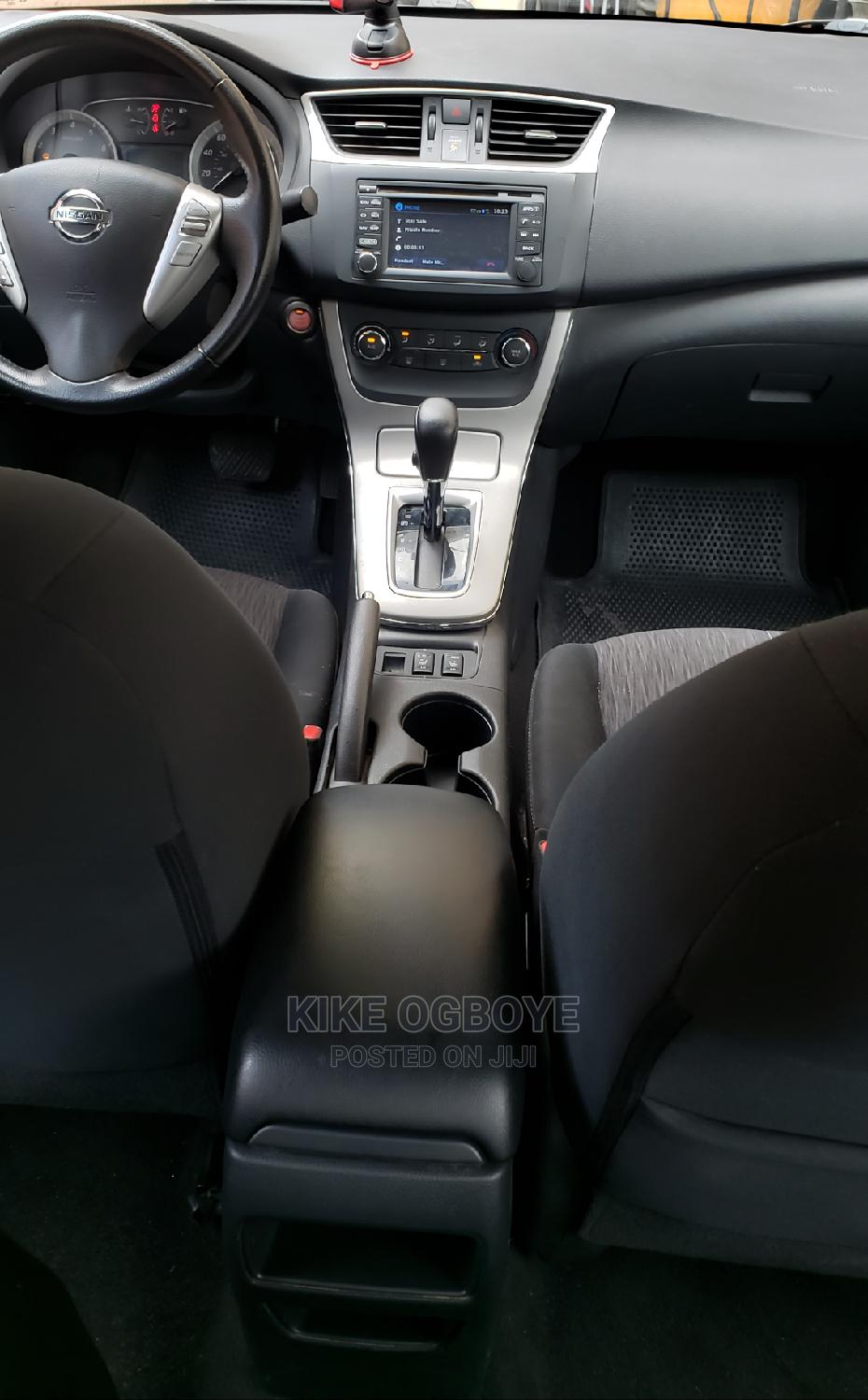 Nissan Sentra 2015 Red | Cars for sale in Ajah, Lagos State, Nigeria