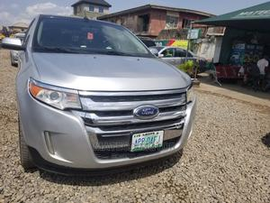 Ford Edge 2011 Silver | Cars for sale in Lagos State, Abule Egba