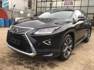 Lexus RX 2018 350 FWD Black | Cars for sale in Lagos State, Isolo
