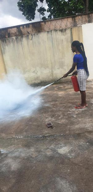 Fire Extinguishers Refilling and Free Training | Safetywear & Equipment for sale in Edo State, Benin City