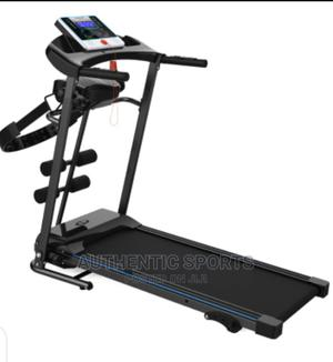 2hp America Fitness Pro Life Treadmill With Massager   Sports Equipment for sale in Lagos State, Ikoyi