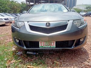Acura TSX 2011 2.4 Gray | Cars for sale in Abuja (FCT) State, Central Business Dis