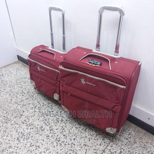 Affordable 3 Set Travelers Trolley Luggage Bag | Bags for sale in Lagos State, Ikeja