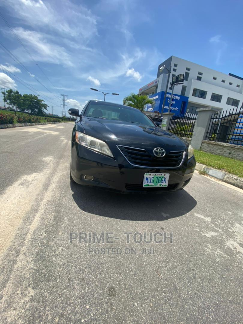 Toyota Camry 2010 Black   Cars for sale in Surulere, Lagos State, Nigeria