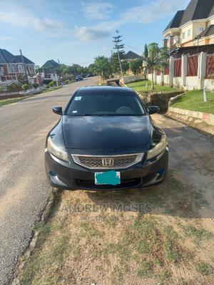 Honda Accord 2008 2.4 EX Automatic Black | Cars for sale in Abuja (FCT) State, Gwagwalada