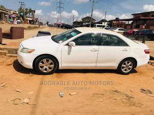 Toyota Camry 2009 White | Cars for sale in Lagos State, Ifako-Ijaiye