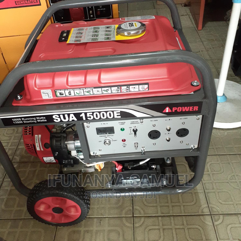 10kva Ipower Generator Made in U.S.A