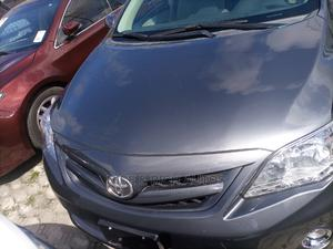 Toyota Corolla 2013 Gray   Cars for sale in Lagos State, Lekki