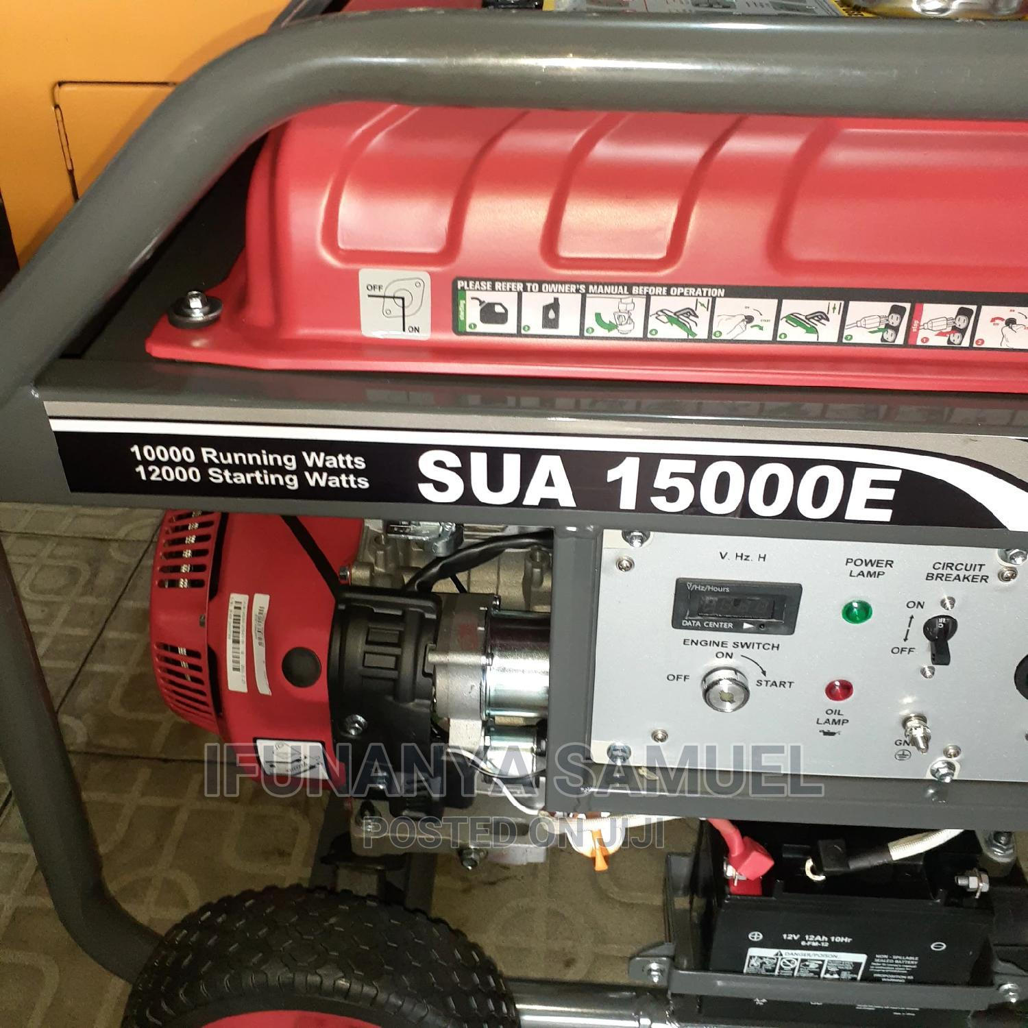 10kva Ipower Generator Made in U.S.A | Electrical Equipment for sale in Port-Harcourt, Rivers State, Nigeria