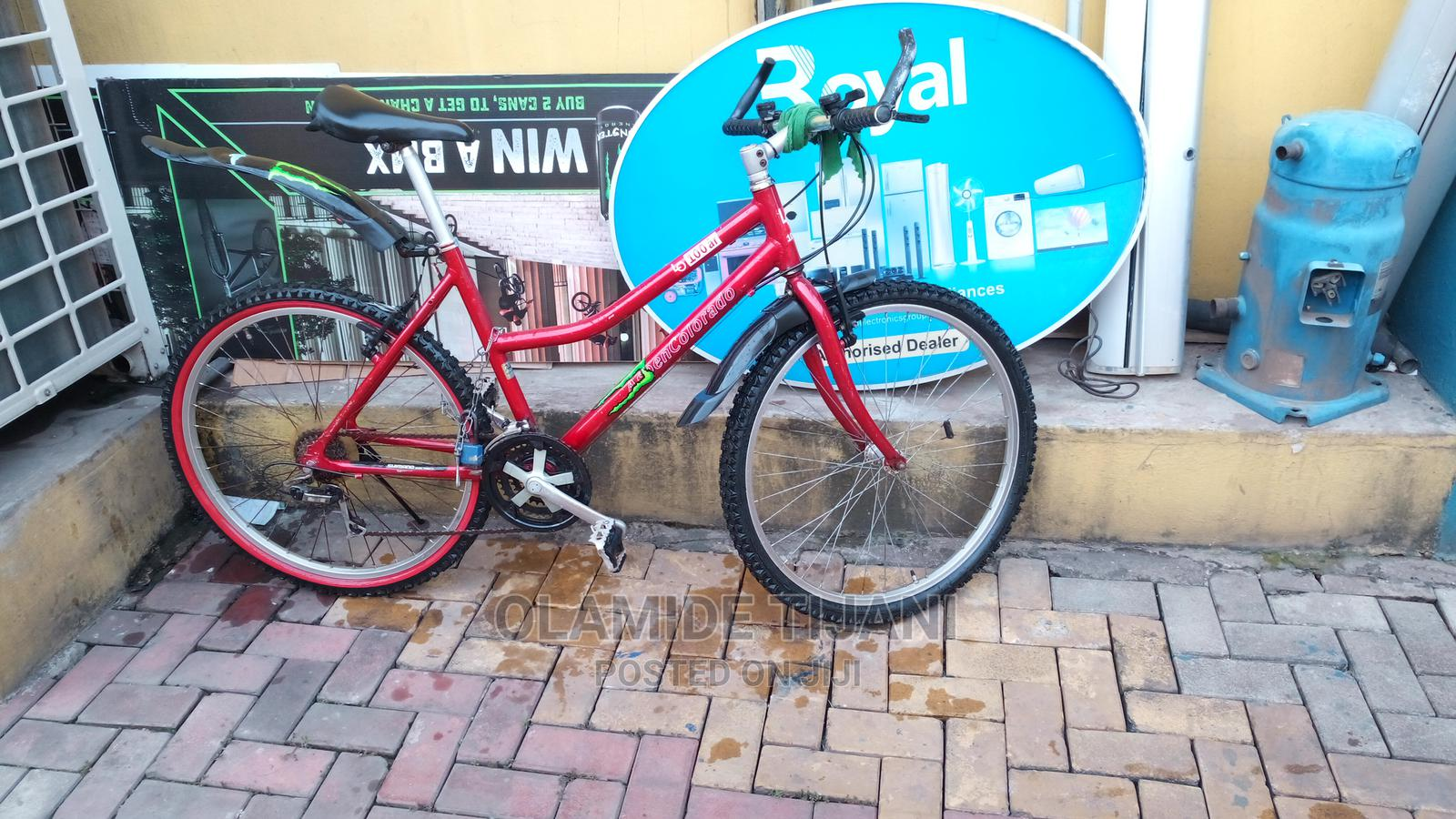 Road Bycicle   Sports Equipment for sale in Abule Egba, Lagos State, Nigeria