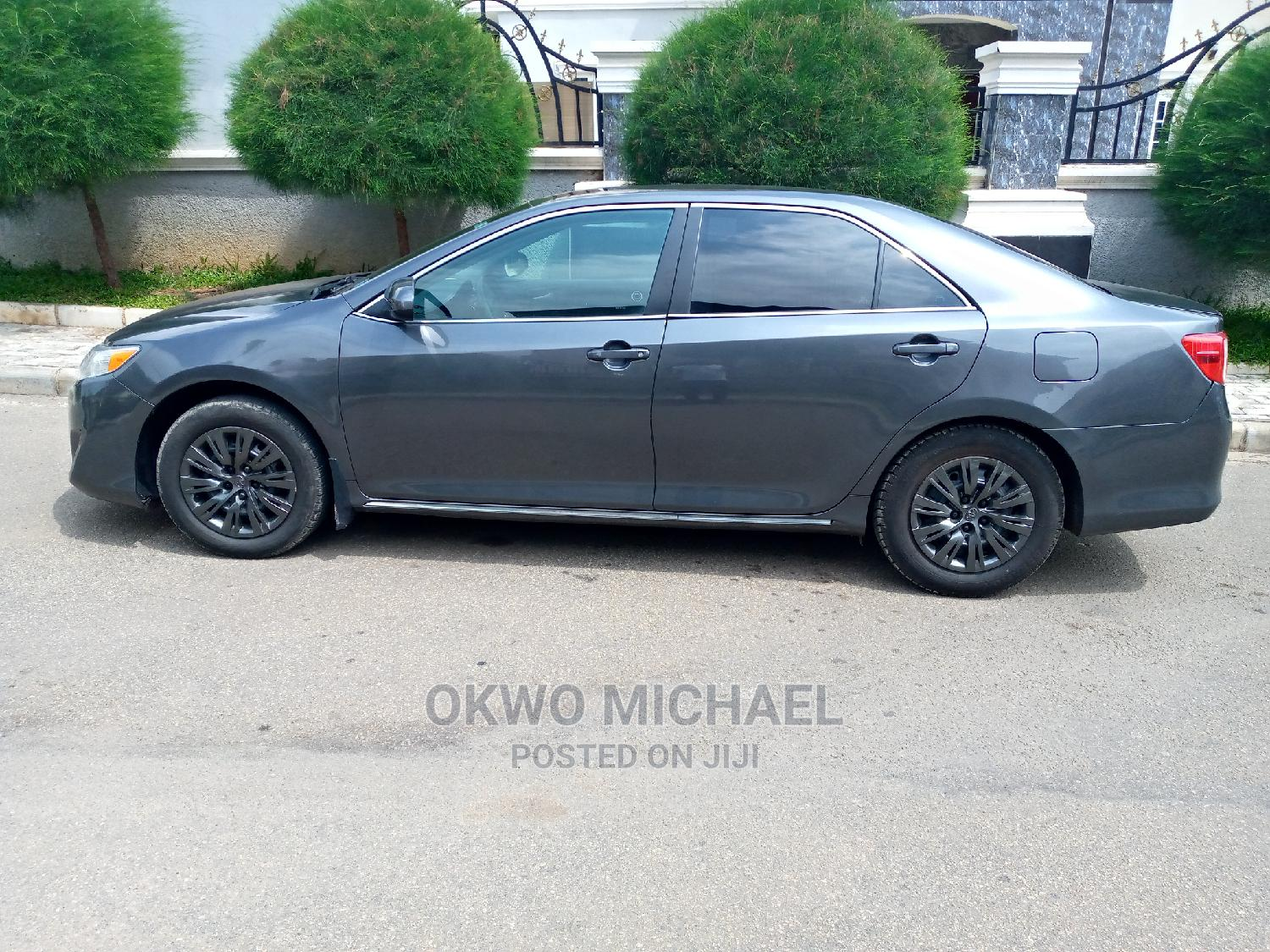 Toyota Camry 2013 Gray | Cars for sale in Kubwa, Abuja (FCT) State, Nigeria