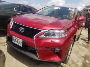 Lexus RX 2010 Red | Cars for sale in Lagos State, Apapa