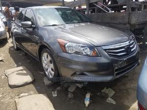 Honda Accord 2008 2.4 EX-L Gray | Cars for sale in Lagos State, Apapa