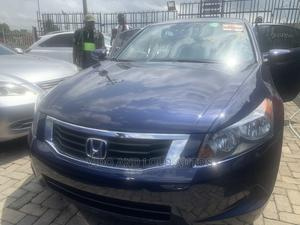 Honda Accord 2009 2.4 Blue   Cars for sale in Lagos State, Ikeja