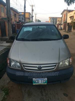 Toyota Sienna 2002 CE Gold | Cars for sale in Lagos State, Isolo
