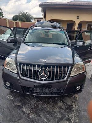 Mercedes-Benz GLK-Class 2010 350 Gray | Cars for sale in Rivers State, Port-Harcourt