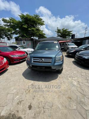 Honda Pilot 2006 Blue | Cars for sale in Lagos State, Lekki