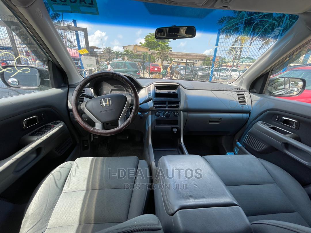 Honda Pilot 2006 Blue   Cars for sale in Lekki, Lagos State, Nigeria