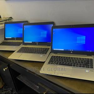 Laptop HP EliteBook 840 G3 8GB Intel Core I5 HDD 500GB | Laptops & Computers for sale in Lagos State, Ikeja