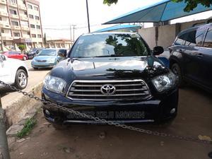 Toyota Highlander 2008 Sport Black   Cars for sale in Lagos State, Ikeja