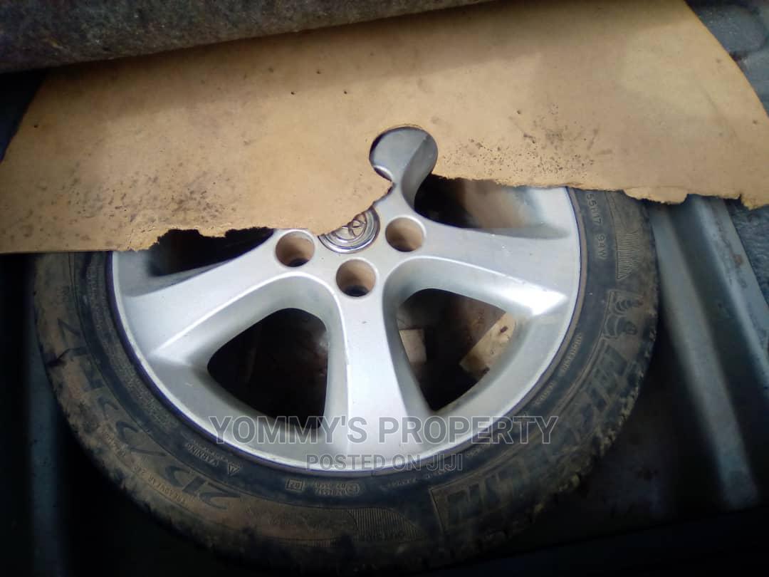Archive: Toyota Solara 2005 Silver