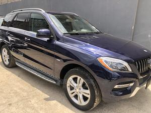 Mercedes-Benz M Class 2012 Blue | Cars for sale in Lagos State, Yaba