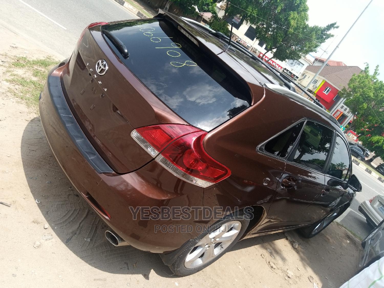 Toyota Venza 2016 Brown   Cars for sale in Garki 2, Abuja (FCT) State, Nigeria