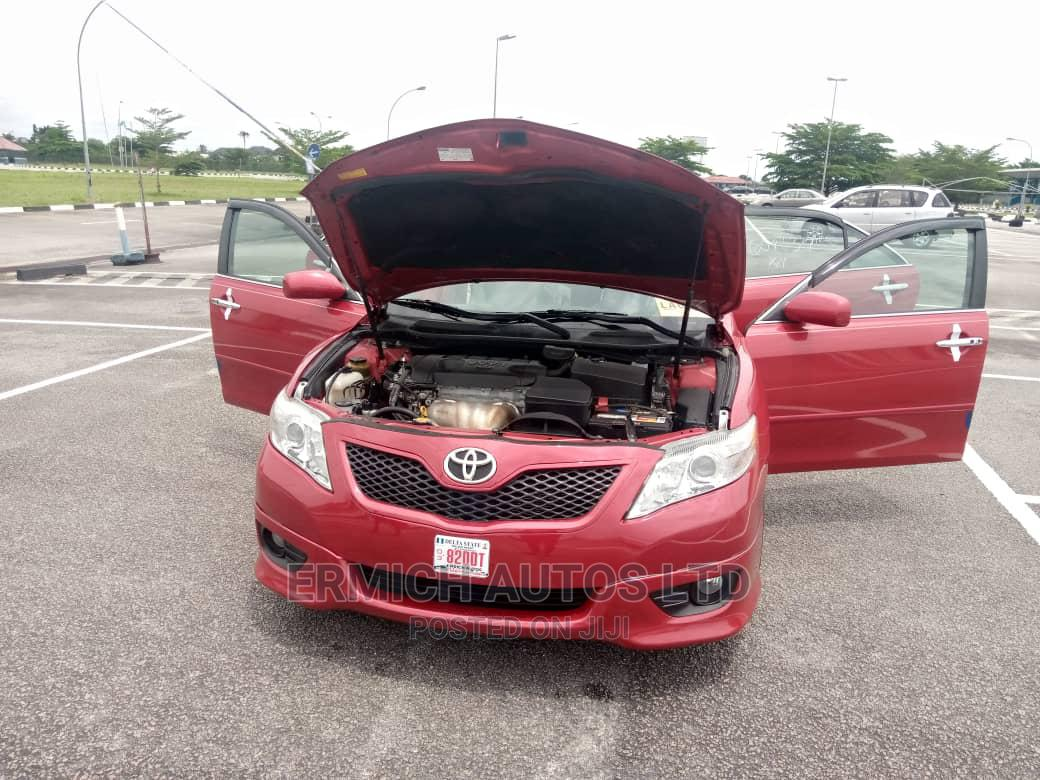 Toyota Camry 2011 Red | Cars for sale in Warri, Delta State, Nigeria