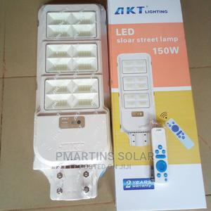150watts Akt Solar Street Light Available in Stock. | Solar Energy for sale in Lagos State, Ajah