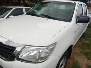 Toyota Hilux 2007 2.0 VVT-i SRX White   Cars for sale in Abuja (FCT) State, Gaduwa
