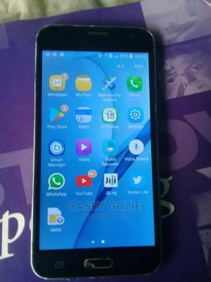 Samsung Galaxy J3 8 GB Black | Mobile Phones for sale in Lagos State, Lekki