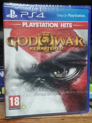 God of War 3 Remastered-Playstation 4   Video Games for sale in Lagos State, Lagos Island (Eko)