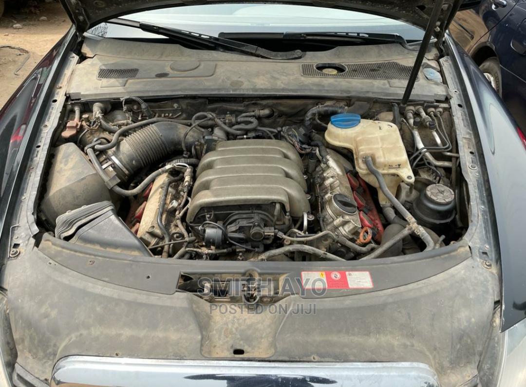 Archive: Audi A6 2008 Black