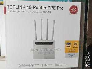 Toplink 4G Router CPE Pro | Networking Products for sale in Lagos State, Ikeja